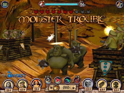 Monster Trouble Anniversary Edition 1