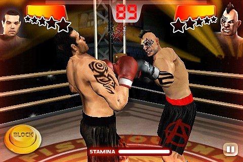 Iron Fist Boxing HD Edition 2