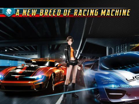 Ridge Racer Slipstream1