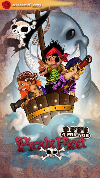 Battle by Ships ~ PirateFleet+ 4 Friends1