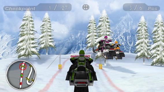 Snow Moto Racing2