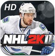 2K Sports NHL 2K11 for iPad logo