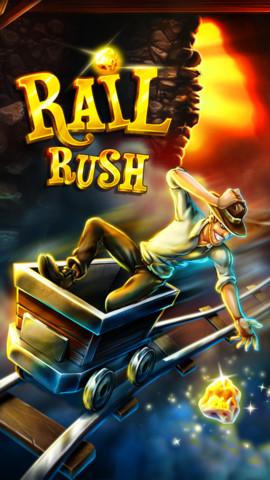 Rail Rush 1