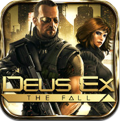 Deus Ex: The Fall logo
