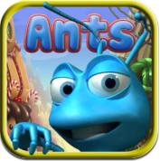 Ants: Mission Of Salvation logo