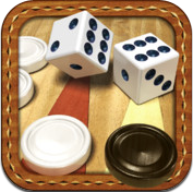 Backgammon Masters HD logo