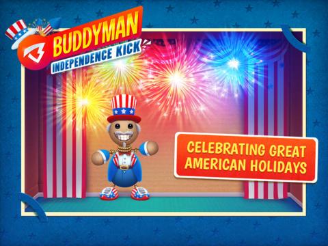 Buddyman: Independence Kick