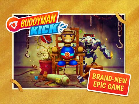 Buddyman: Kick HD