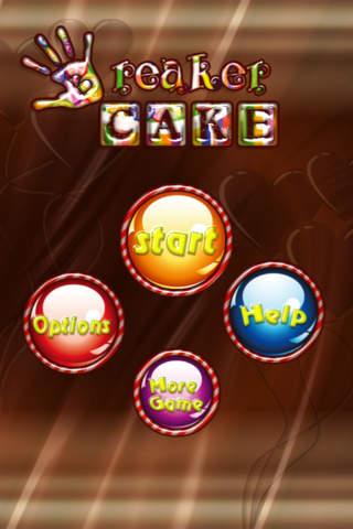 Cake Breaker HD (Brick Breaker)