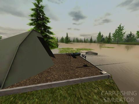 Carp Fishing Simulator 1