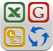 Contacts Backup – IS Contacts Kit logo