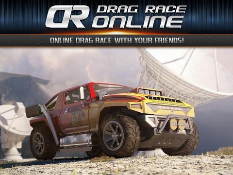 Drag Race Live скриншот