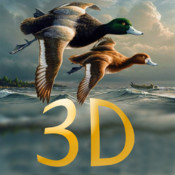 Duck Hunter Pro 3D logo
