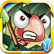 Epic Battle Ants War logo