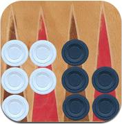 FaceMe Backgammon logo