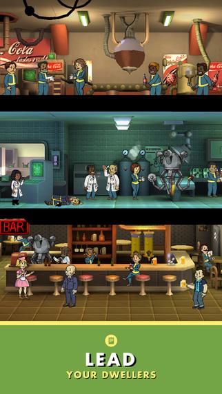 Fallout Shelter игра