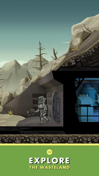 картинка игры Fallout Shelter