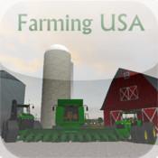Farming USA logo