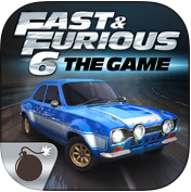 Fast & Furious 6: The Game logo