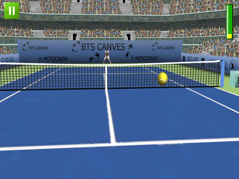 First Person Tennis 1