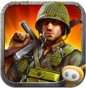 Frontline Commando: D-Day logo