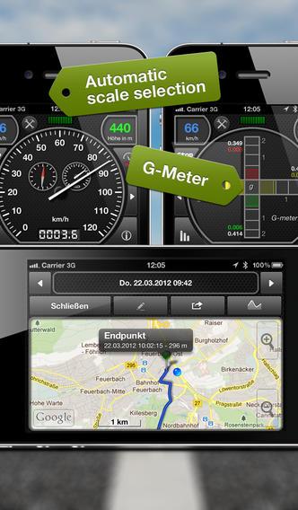 GPSSpeed HD 3