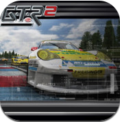 GTR2: for iPhone logo