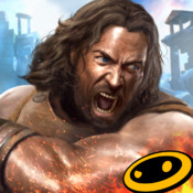 Hercules: The Official Game logo