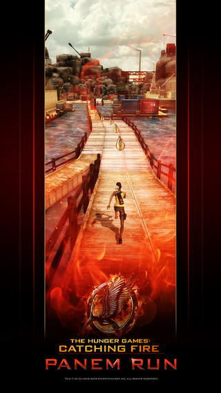 Hunger Games: Catching Fire – Panem Run