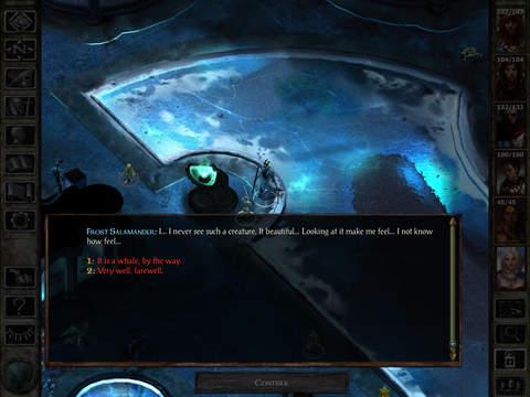 Скриншот Icewind Dale