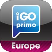 Europe – iGO primo app logo