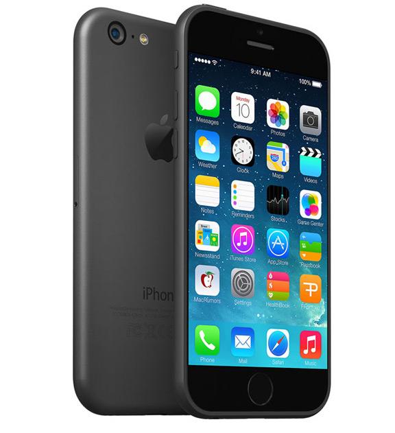 iPhone 6 с закругленным корпусом