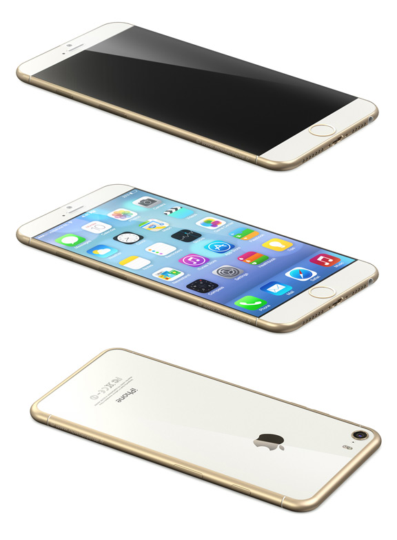 iPhone 6 дизайн