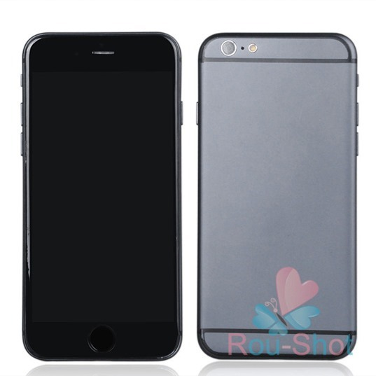 iPhone 6 silver space gray