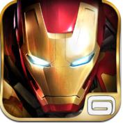 Iron Man 3 – The Official Game logo