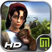 Jules Verne's Return to Mysterious Island 2 HD logo