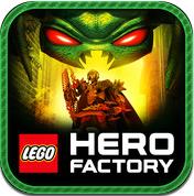 LEGO® Hero Factory Brain Attack logo