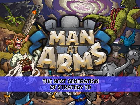 Man at Arms TD