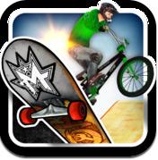 MegaRamp The Game logo