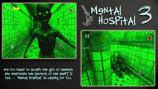 игра Mental Hospital III