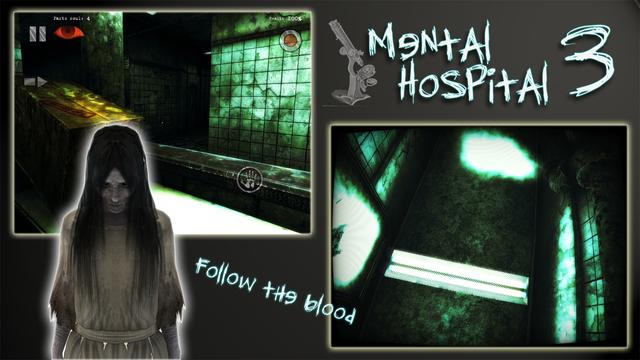 геймплей игры Mental Hospital III