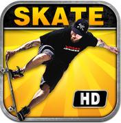 Mike V: Skateboard Party HD logo