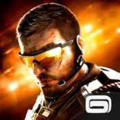 Modern Combat 5: Blackout logo