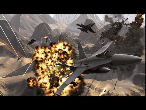 Modern Dogfight War 1