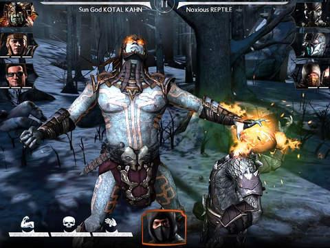 Мортал Комбат скриншот игры