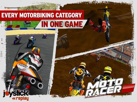Moto Racer – 15th Anniversary