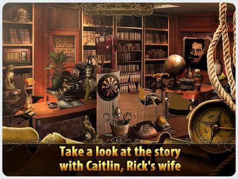 Скриншот игры Mystical Island