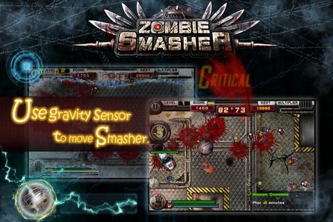 Zombie Smasher 1