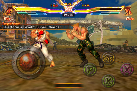 STREET FIGHTER X TEKKEN Gauntlet 2