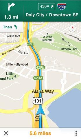 Google Maps 4